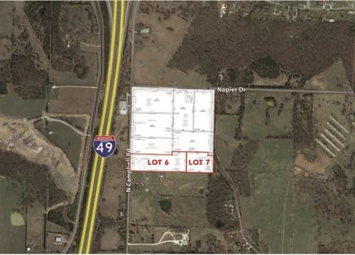 965  Napier Drive  Lot 6, Fayetteville AR